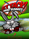 iPhone App Attack Mad Bunnies