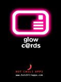 iPhone App Glow C@rds
