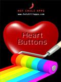 iPhone App Heart Buttons