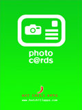 iPhone App Photo C@rds