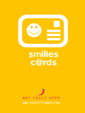 iPhone App Smilies Cards