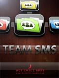 iPhone App TeamSMS