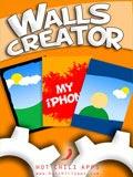 iPhone App Walls Creator